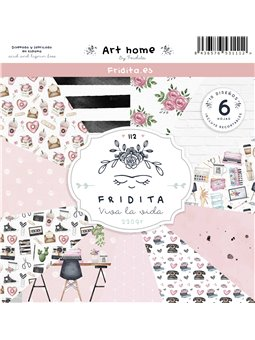 SET PAPELES -ART HOME